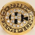 Stanley Cup ring Montreal Canadiens