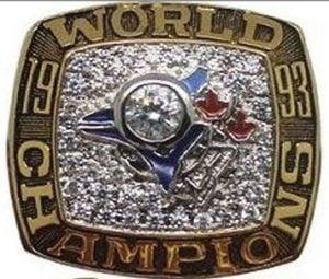 1993 Toronto Blue Jays World Series ring