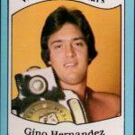 1983 Wrestling All-Stars Gino Hernandez