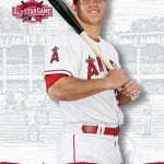 Mike Trout 2015 All-Star FanFest wrapper redemption Mike Trout