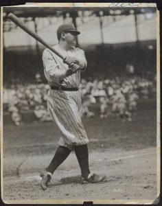 Babe Ruth Type I photo