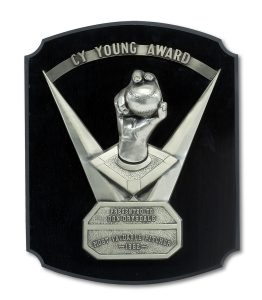 1962 Cy Young Award Don Drysdale