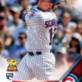 Kyle Schwarber rookie card 2016 Topps Series One