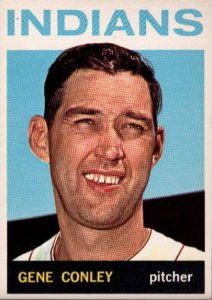 Gene Conley 1964 Topps