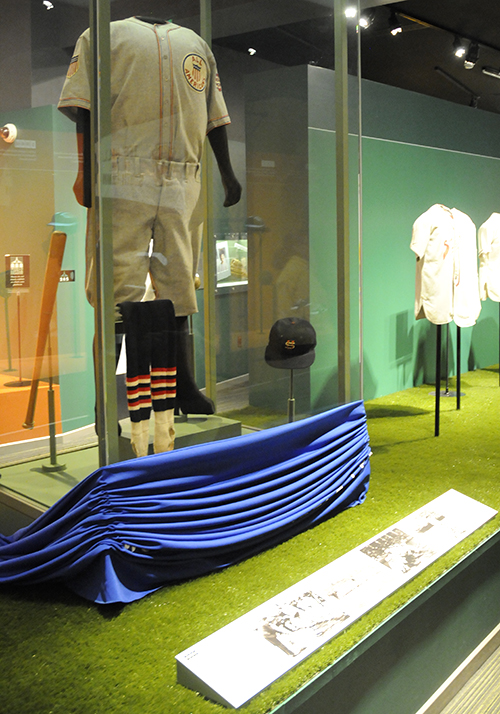1934 Babe Ruth Tour of Japan uniform