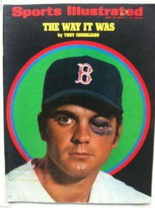 Tony Conigliaro 1970 Sports Illustrated
