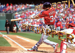 Bryce Harper 2016 Topps Perspectives