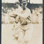 1919 Hank Gowdy photo