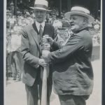 Connie Mack-John McGraw 1933 All-Star Game