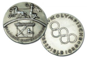 Jimmy Foster 1936 Olympic Gold Medal