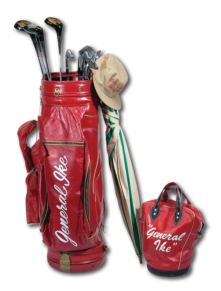 General Eisenhower golf bag
