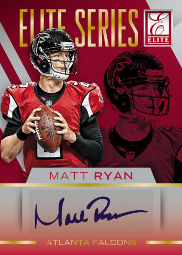 2015 Donruss Elite Matt Ryan