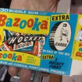 Bazooka Hockey Box 1971-72