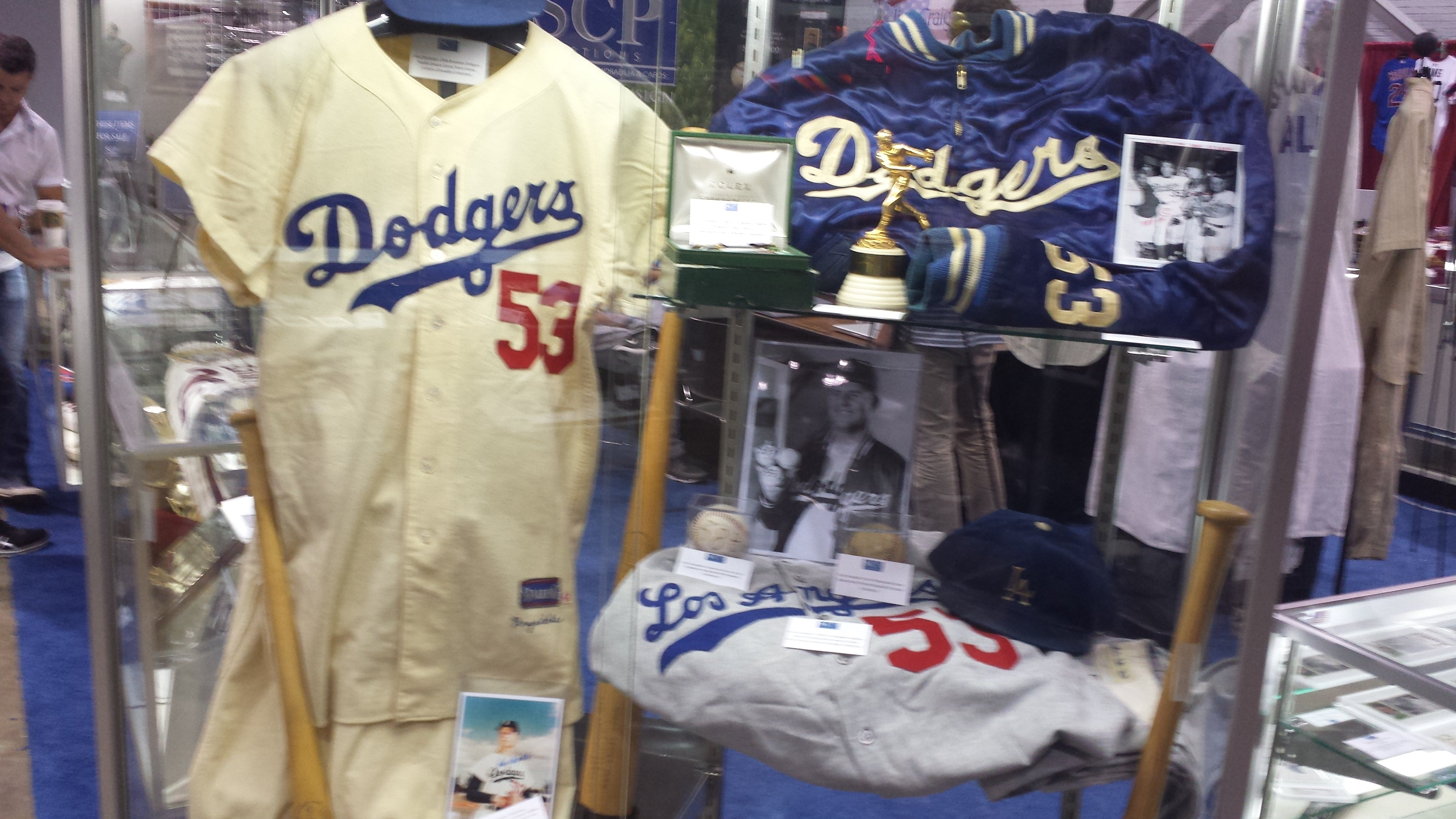 Don Drysdale collection