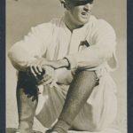 1912 Joe Jackson photograph