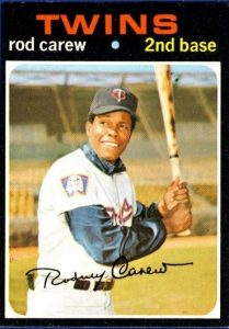 Rod Carew 1971 Topps