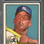 Mickey Mantle 1952 Topps 311