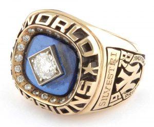 World Series ring 1978 Yankees