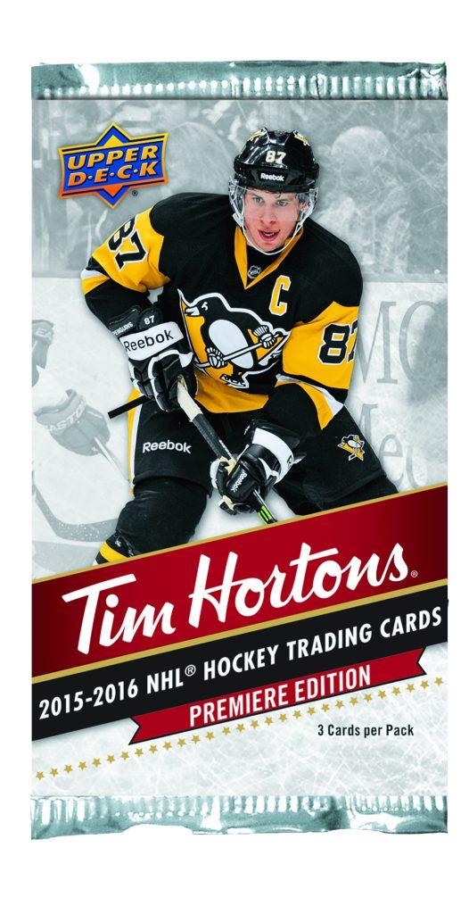 Tim Hortons Hockey Card Pack