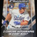 Bowman Chrome Baseball 2015