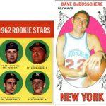 Baseball basketball Dave DeBusschere