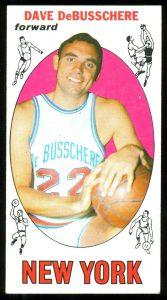 Dave DeBusschere 1969-70 Topps