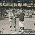 Walter Johnson 1925 World Series photo