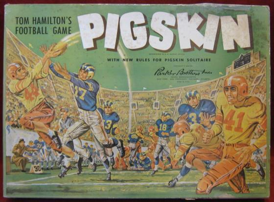 Pigskin Game 1935
