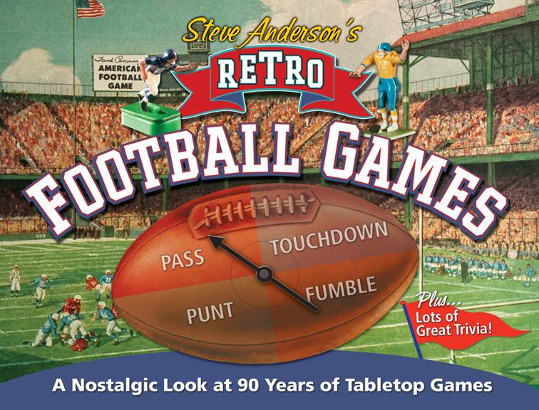 Cover Retro Football Games