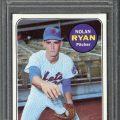 Nolan Ryan 1969 Topps PSA 9