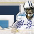 Marcus Mariota 2015 Topps Definitive auto patch