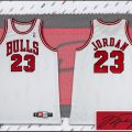 Michael Jordan 1998 game worn jersey