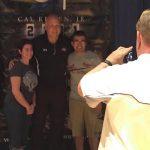 Cal Ripken and fans