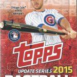 hobby box 2015 Topps Update