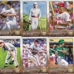 Topps Pride and Perseverance set