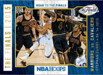 2015-16 Hoops Road to the Finals