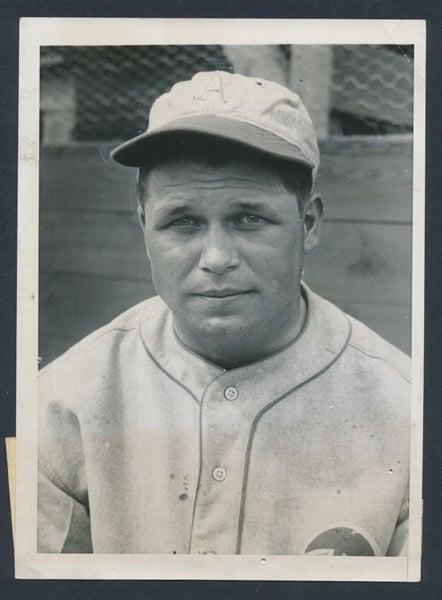 Jimmie Foxx 1931 photo