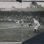 Ty Cobb photo 1909