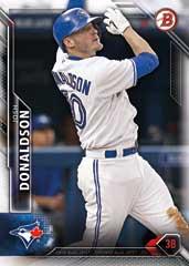 Josh Donaldson 2016 Bowman