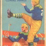National Chicle 1935 Clarke Hinkle