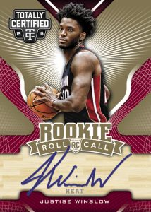 Justise-Winslow-auto-2015-16-Totally-Certified