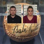 Simpson-Burkett fake Ruth baseball mug shots