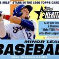 Topps Heritage Minors Box 2015