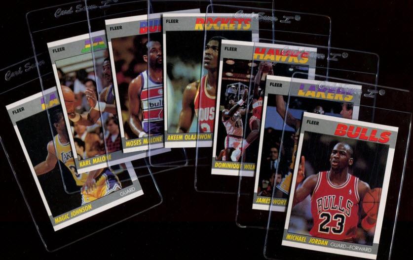Fleer 1987-88 Basketball
