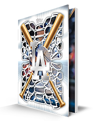 Corey Seager 2016 Topps Laser closed book