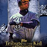 2016 Topps Tribute to the Kid Ken Griffey Jr.