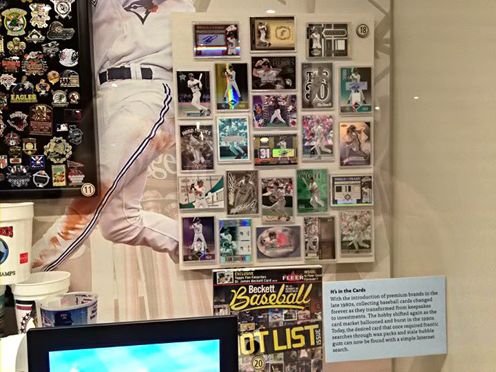 Mike Piazza Marlins cards Baseball Hall of Fame
