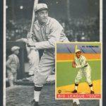 Al Simmons 1933 Goudey