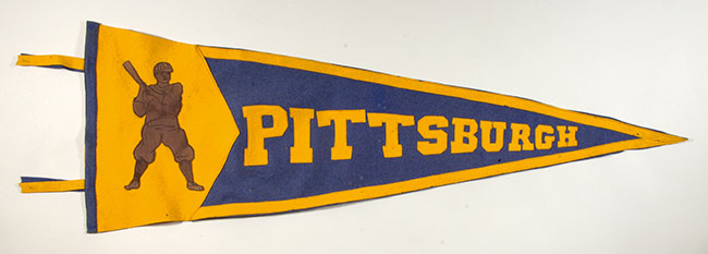 Pittsburgh Pirates early pennant