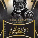 Todd Gurley 2015 Panini Black Gold